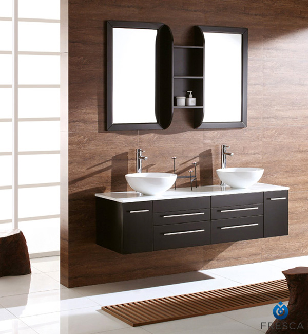 Elegant Fresca Range Of Bathroom Basics