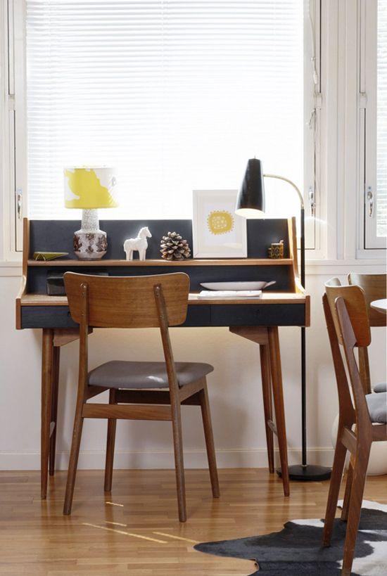 36 elegant mid-century desks to get inspired