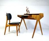 Elegant Mid Century Desk To Get Inspired