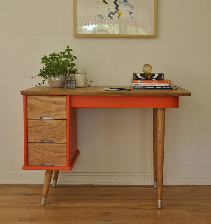 elegant-mid-century-desk-to-get-inspired