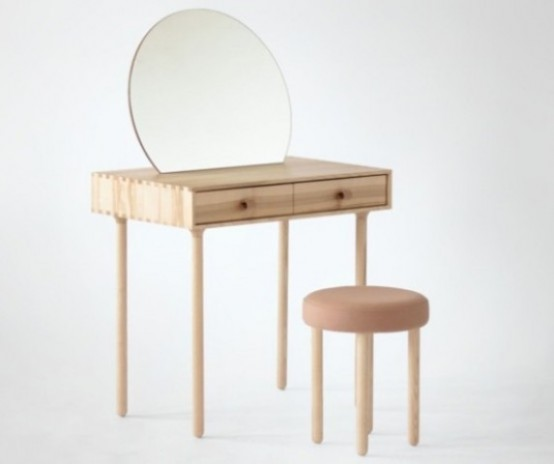 Inspirational Elegant Mid Century Dressing Tables