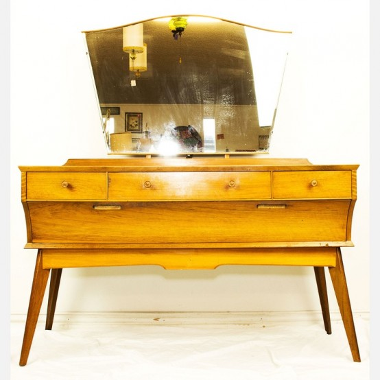 Elegant Mid Century Dressing Tables