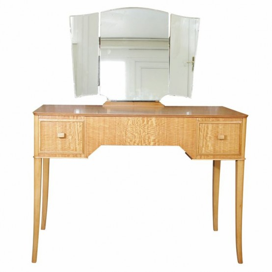 Perfect Elegant Mid Century Dressing Tables
