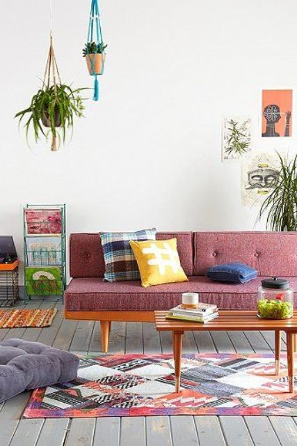 35 Elegant Mid-Century Sofas For Your Interior