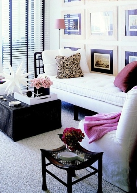 Elegant Small Living Rooms Designs