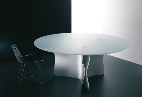 Elegant Table By Acerbis