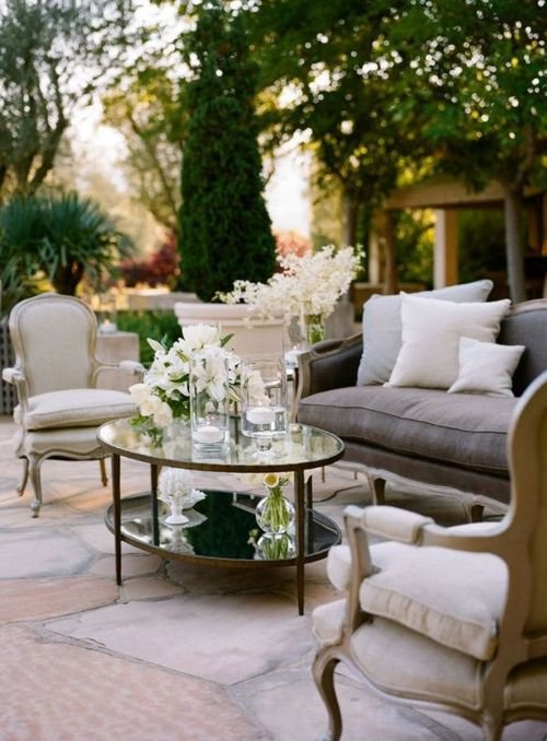 24 Elegant Terrace And Patio Designs In Neutral Shades Digsdigs