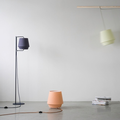 Elements Lamps Inspired By The Light In The Mountains