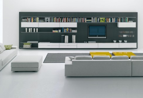 Minimalistic Wall Panel System from MDFItalia