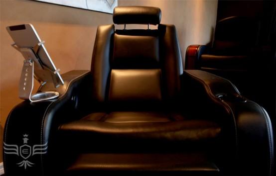 Elite Ipad Home Theather Chair