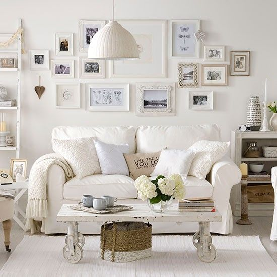 Enchanted Shabby Chic Living Room Designs Awesome Design