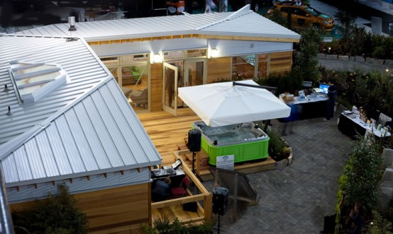 Environmentally Friendly Modular Built Home – The EcoFabulous Home