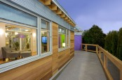 Environmentally Friendly Modular Built Home