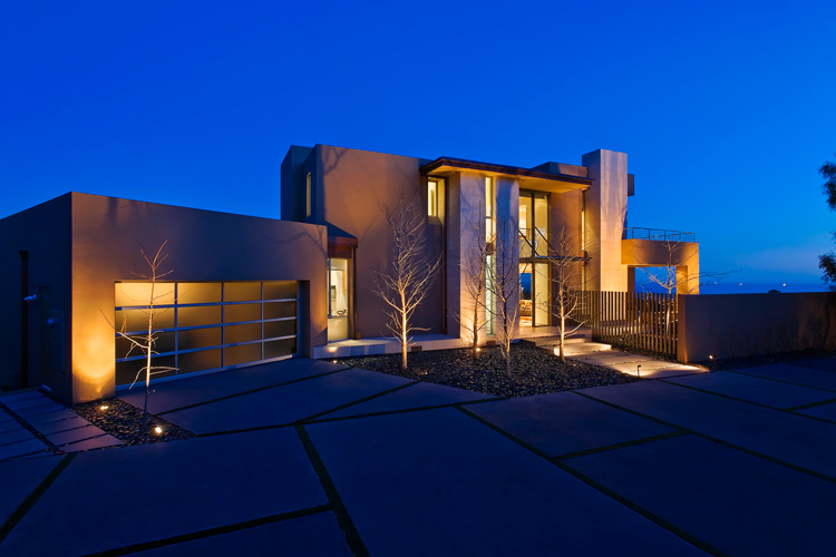 Environmentally Sustainable House Design In Santa Barbara by Shubin ...