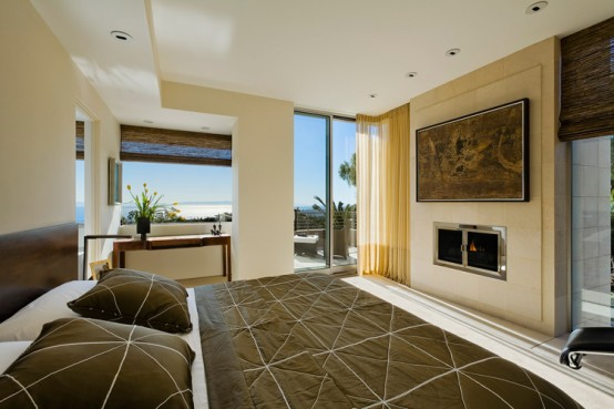 Environmentally Sustainable House Design In Santa Barbara