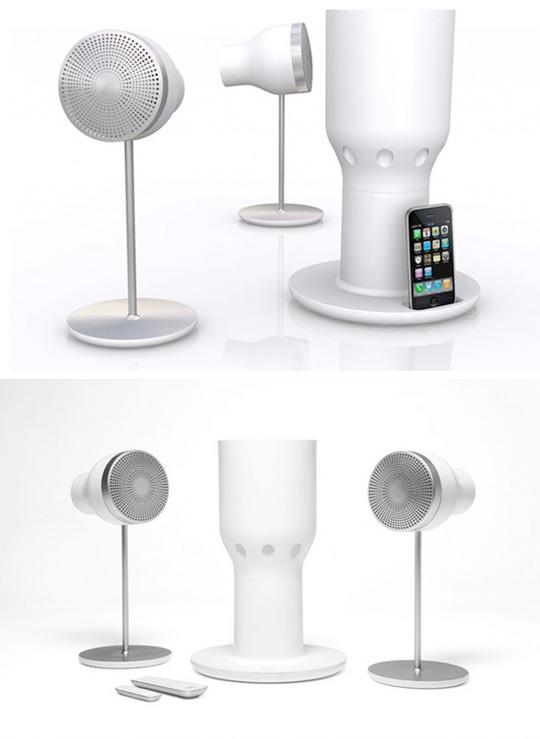 Eops speaker system