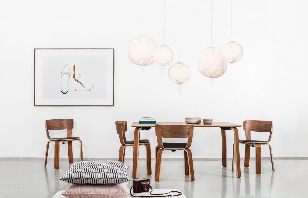 Ephemeral Kuu Lamp Of Light-Shielding Fabric