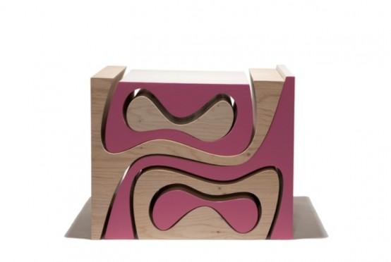 Ergonomic And Stylish Minimalist Furniture