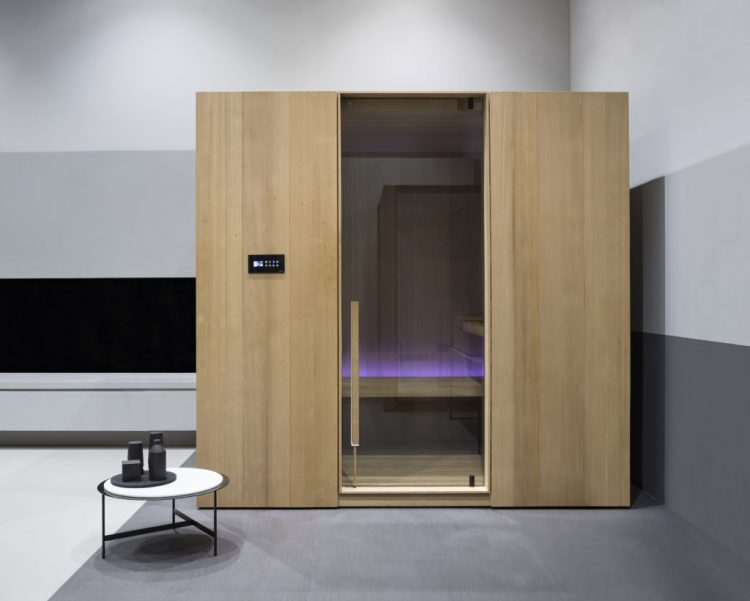 Essence Compact Wooden Sauna For Any Size Home