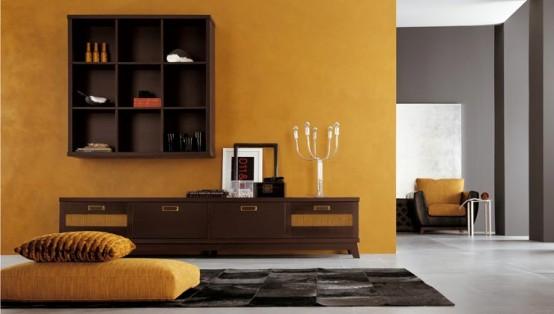 Ethnic Living Room Designs