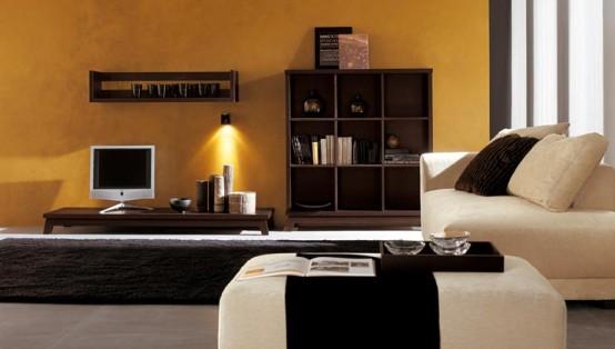 Ethnic Living Room