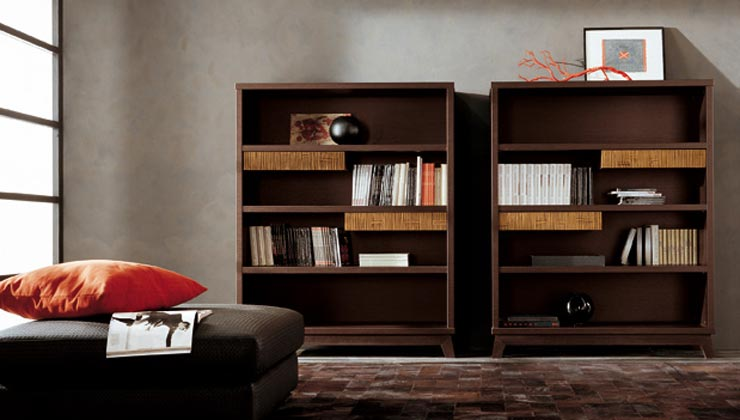 Черно-белый дизайн интерьера гостиной.  Телевизор в гостиной...