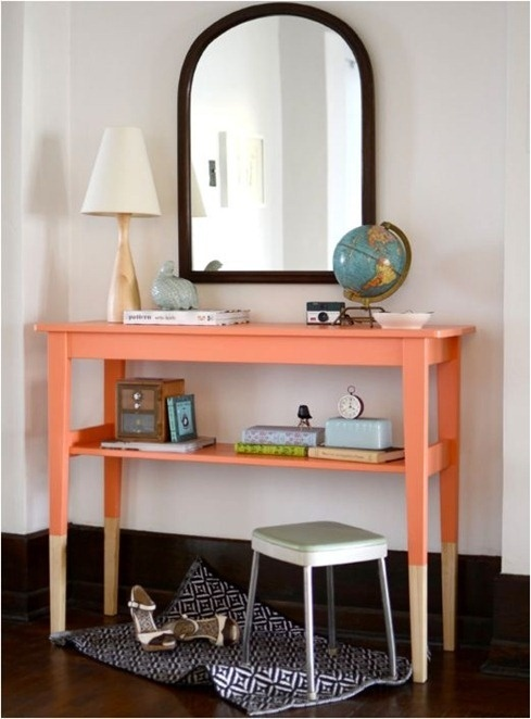 Exciting Half Painted Furniture Pieces