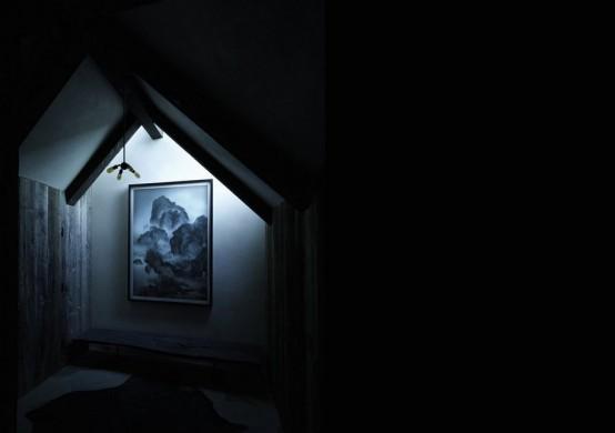 Exclusive La Muna House With Wabi Sabi Interior