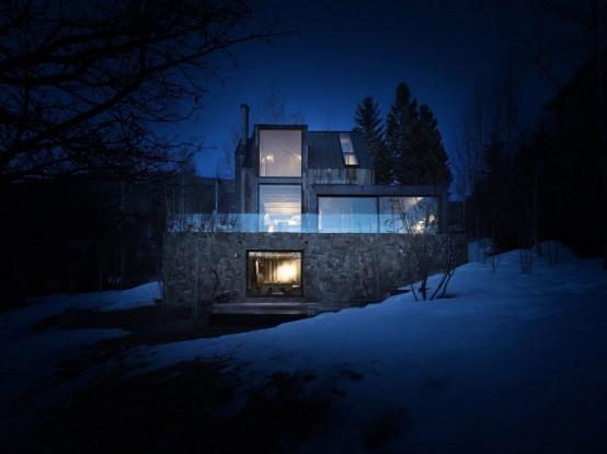 Exclusive La Muna House With Wabi-Sabi Interior