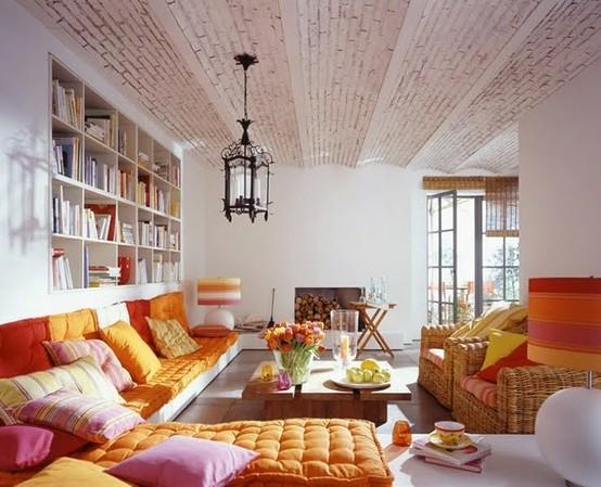 Marvelous Exotic Living Room Design Part 12