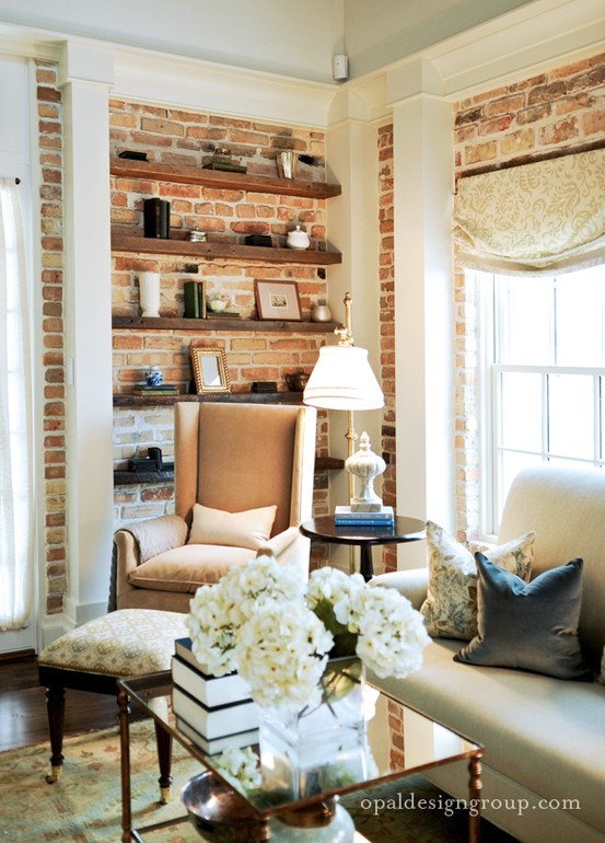 Merveilleux Exposed Brick Wall Ideas