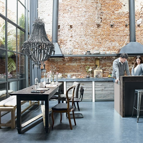 Wohnideen Used Look 69 cool interiors with exposed brick walls digsdigs