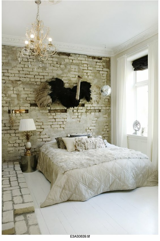 Exposed Brick Wall Ideas · Rough Textures Add So Much Character And Charm  To Any Interior.
