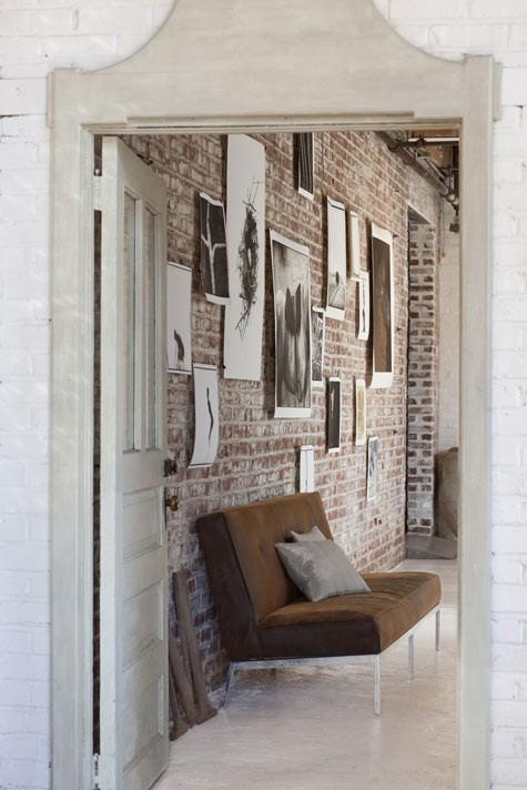 Exposed Brick Wall Ideas