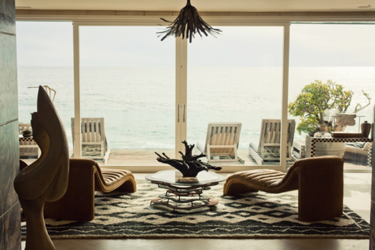 Exquisite Malibu House Of An Interior Designer
