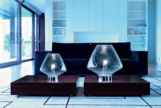 Exquisite Murano Glass Lamps From Venice