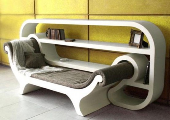Exquisite Reading Corner