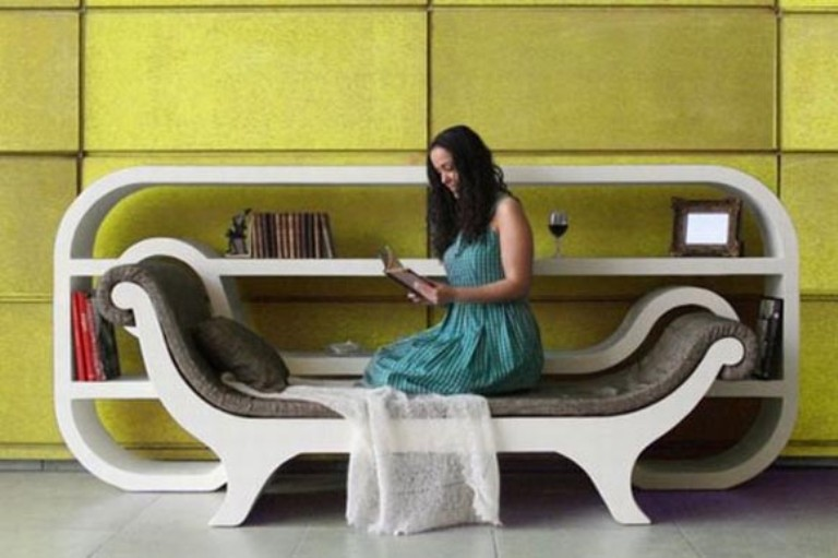 Exquisite Reading Corner