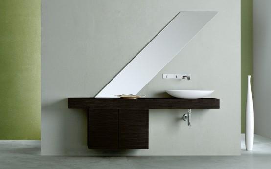 Extraordinary Mirrors For Bathroom by F.lli Branchetti