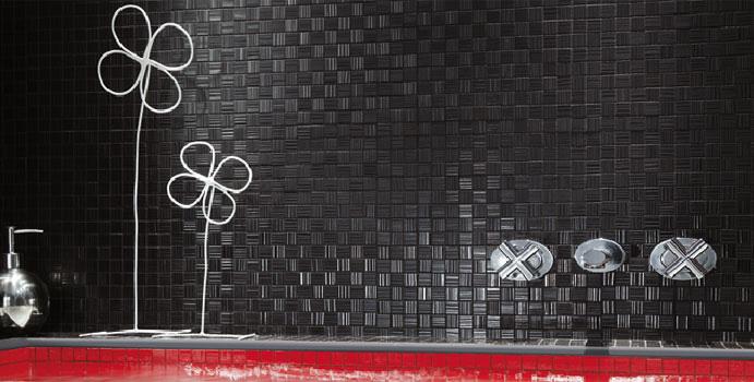 Extravagant Mosaic Ceramic Tile