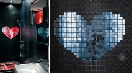 Extravagant Mosaic Ceramic Tiles – Cupido from Fap Ceramiche