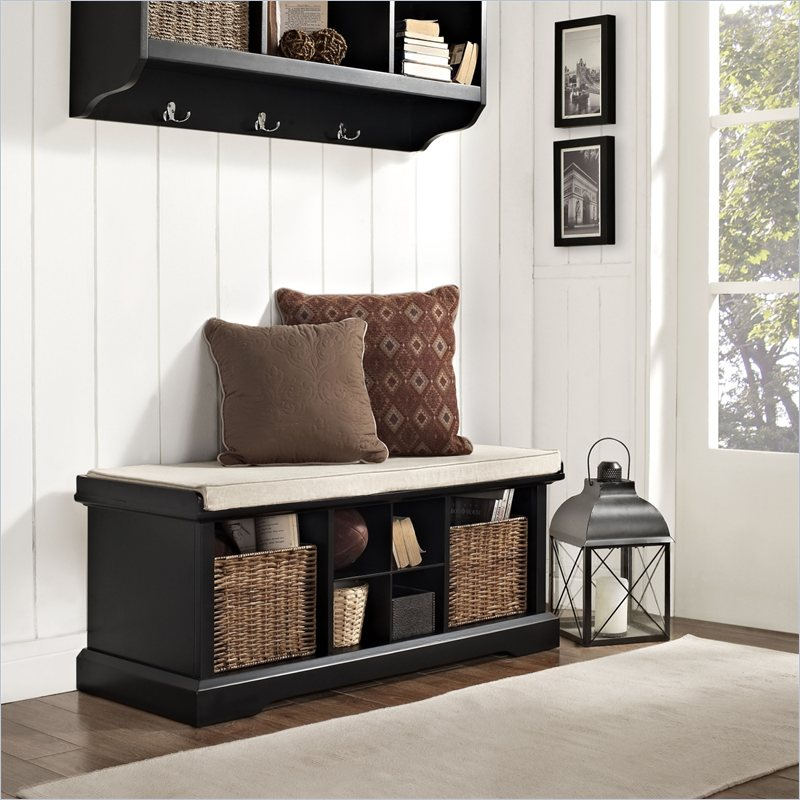 30 eye catching entryway benches for your home digsdigs for Entryway furniture