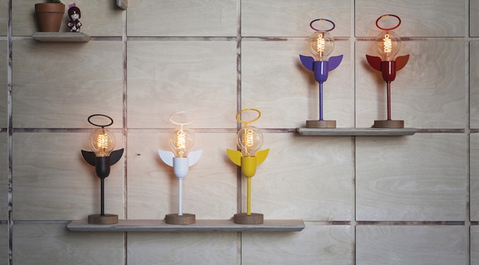 Eye-Catching Lamp Collection With A Vintage Touch