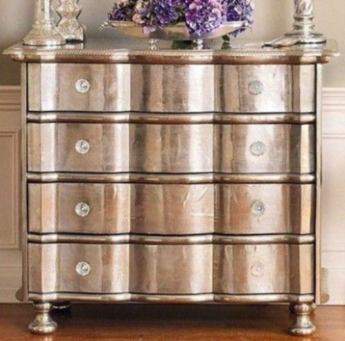 Eye Catching Metallic Home Decor Ideas