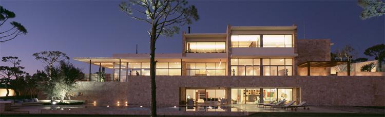 Modern Mediterranean House – F House by Nabil Gholam