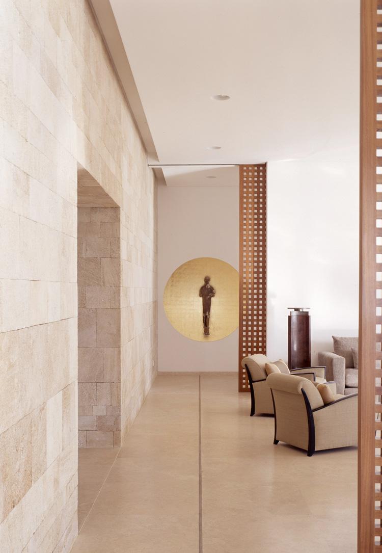 F House Modern Mediterranean House