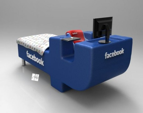 Facebook Bed To Be Constantly Online