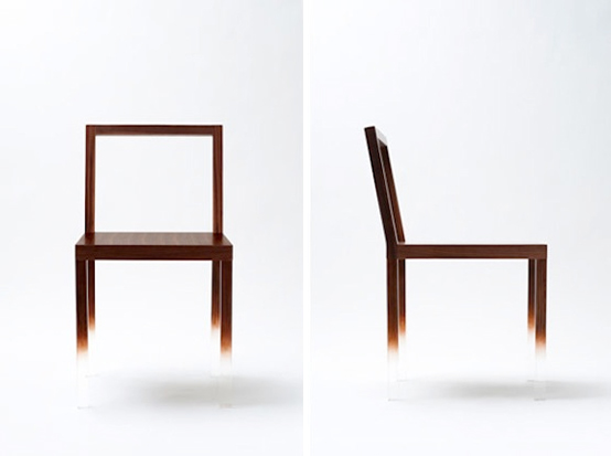 Fade Out Acryl Chair