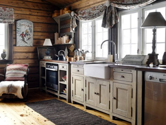 Fairy Tale Like And Cozy Wooden Norwegian House
