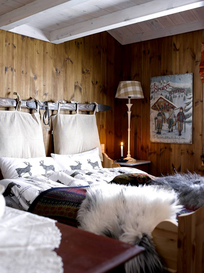Picture Of fairy tale like and cozy wooden norwegian house  9